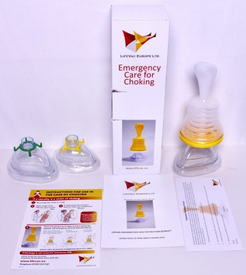 LifeVac Home Kit